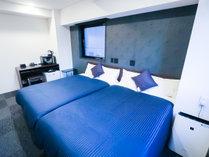 ◆ツインルーム◆4名様までご利用いただけます。※3名様以上は添い寝でのご利用となります。