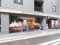 ホテルリブマックス東京新富町(2018年10月5日オープン)