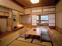 【 登録有形文化財 】本館和室8畳プラン