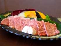 選べる一品料理【千屋牛の陶板焼き120g】 ご当地グルメ!幻の黒毛和牛をご堪能ください。