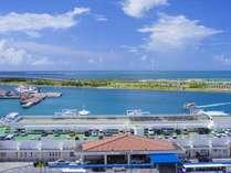 離島ターミナルが目の前にあり離島めぐりに最適☆