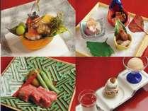 料理長×パティシエのコラボレーション