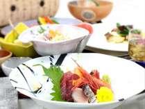 【ほっこりプラン】●素材の味を活かした里山会席1泊2食●心をこめたお料理とゆったりした時間をご堪能!