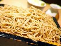 蕎麦つゆも蕎麦も香りが良く、相性バッチリで!すごく美味しい『独鈷處(どっこいしょ)』のお蕎麦♪