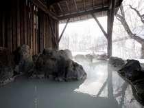 雪見の本館貸切露天が大人気
