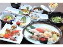 【お鮨&旬の会席のコラボ♪】箱根で味わう鮨会席プラン