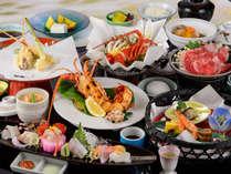 【一人旅プラン】 温泉と人気NO1のお料理で自分の時間を思いっきり満喫♪ ≪神代会席≫