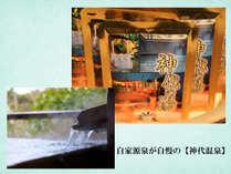 【春はそとポ!】入浴剤プレゼント付☆温泉自慢☆伊勢志摩に行くなら自家源泉の慶泉へ♪ 『湯楽会席』