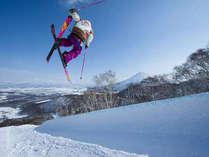 *ニセコHANAZONOリゾート/国内最大級のパウダースノーで、スキー・スノーボードを楽しもう!