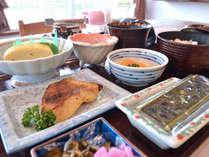 【朝食付き】朝はしっかり和朝食を♪1日の活力を充電