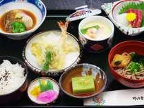 *【夕食一例】夕食は日替わりの和定食をご用意致します。