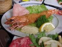 【イチオシ】『信州豚陶板焼き~あんずソース』『海鮮四川鍋』『名物ジャンボ海老フライ』《春の大黒天》