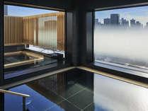 18F温泉大浴場