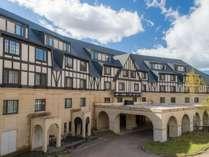 ラビスタ大雪山 ■ヨーロッパの山荘をイメージした寛ぎのホテル