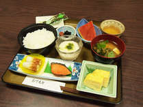 *【朝食全体例】美味しいお食事を食べれば、すっきりお目覚め♪