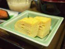 *【朝食一例】日替わりで調理法を変わて、卵料理を提供しています。