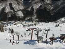 ほおのき平スキー場当館より車で15分