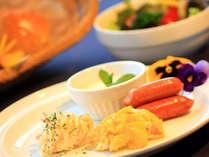 ■洋朝食一例■朝食は和食か洋食かお選びいただけます♪チョイスは前日までにご連絡下さい。
