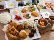 和食派もパン派も・しっかり食べて体が目覚める・エネルギー