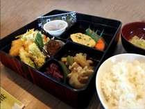 日替わり朝食<和食>ご飯とお味噌汁はお替り自由です☆