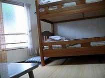 2段ベット(2人部屋)