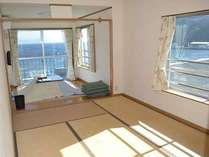 3階10畳部屋(冬季)