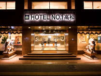 当ホテルのシンボル「ライオン像」にジムが設置!!━(°∀°)━!!