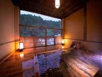 【露天風呂付客室】プライベートな空間でリラックス