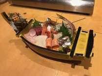 【刺身船盛り付&バイキング】室数限定♪朝夕2食付プラン
