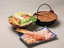 いよじ特製ちゃんこ 塩・キムチ・醤油(4人前)