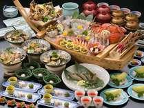 ☆瀬戸内海の幸を満喫 豊漁盛り ◆昭和42年から親しんで頂いている懐かしい料理です。◆
