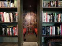 Libraryの読書用小部屋