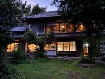 山荘篁 1組限定!120年の日本家屋でゆっくりした時間を堪能!