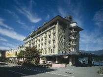富士レークホテル 外観