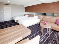 和室・洋室ともにスタンダードな客室から特別室まで様々なタイプをご用意。広々とした客室が好評です。