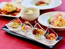 【中国料理イメージ】地元野菜を使い、彩り豊かでヘルシーな本格中国料理をお楽しみいただけます。