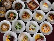 中国料理オーダーバイキング