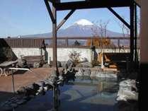 【しず得ほっこり】紅葉を見に行こう!富士山を一望【富士八景の湯】入浴券付≪無料朝食&ワンドリンク付≫