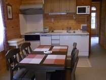 Aタイプ リビングダイニング 32インチTV・システムキッチン・ソファー・テーブル
