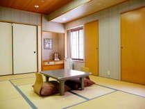 【和室】得々ステイプラン/畳の香りが安らぎを・・・疲れた足を伸ばして快適に(朝食付)