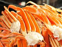 ディナー&ランチでも食べ放題!ずわい蟹!