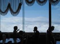 ◇ご朝食は雲の上◇ 気持ちの良い別天地の朝♪
