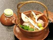 ■旬の味覚■フリーフローのバイキングwith♪秋味の王様「松茸土瓶蒸し」