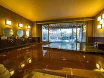 熱海温泉でも限られた源泉名 染殿の湯(熱海市登録:166)です。