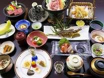 当館1番人気【おすすめプラン】季節を彩る球磨川会席