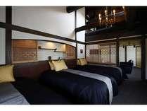 ベッドルーム(3ベッド)