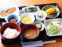 ◆朝食 和定食