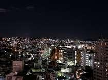 最上階からの眺望(市街地)運がよければ首里城が小さく見えるかも。