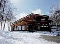 冬景色の宿