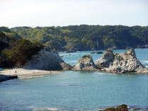 浄土ヶ浜自然散策付 お部屋食プラン